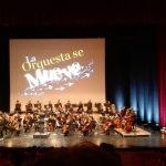 La orquesta se mueve