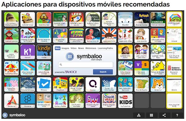 Apps recomendadas