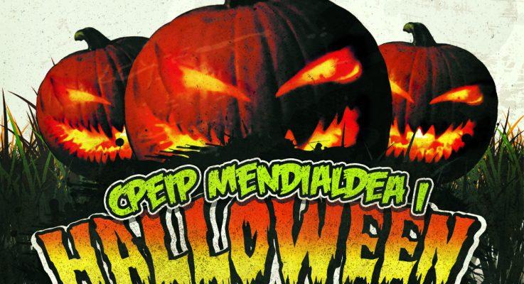 Mendialdea I celebra Halloween
